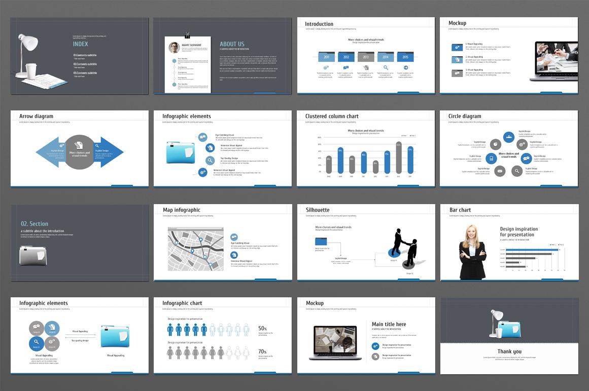 Folder PPT example image 2
