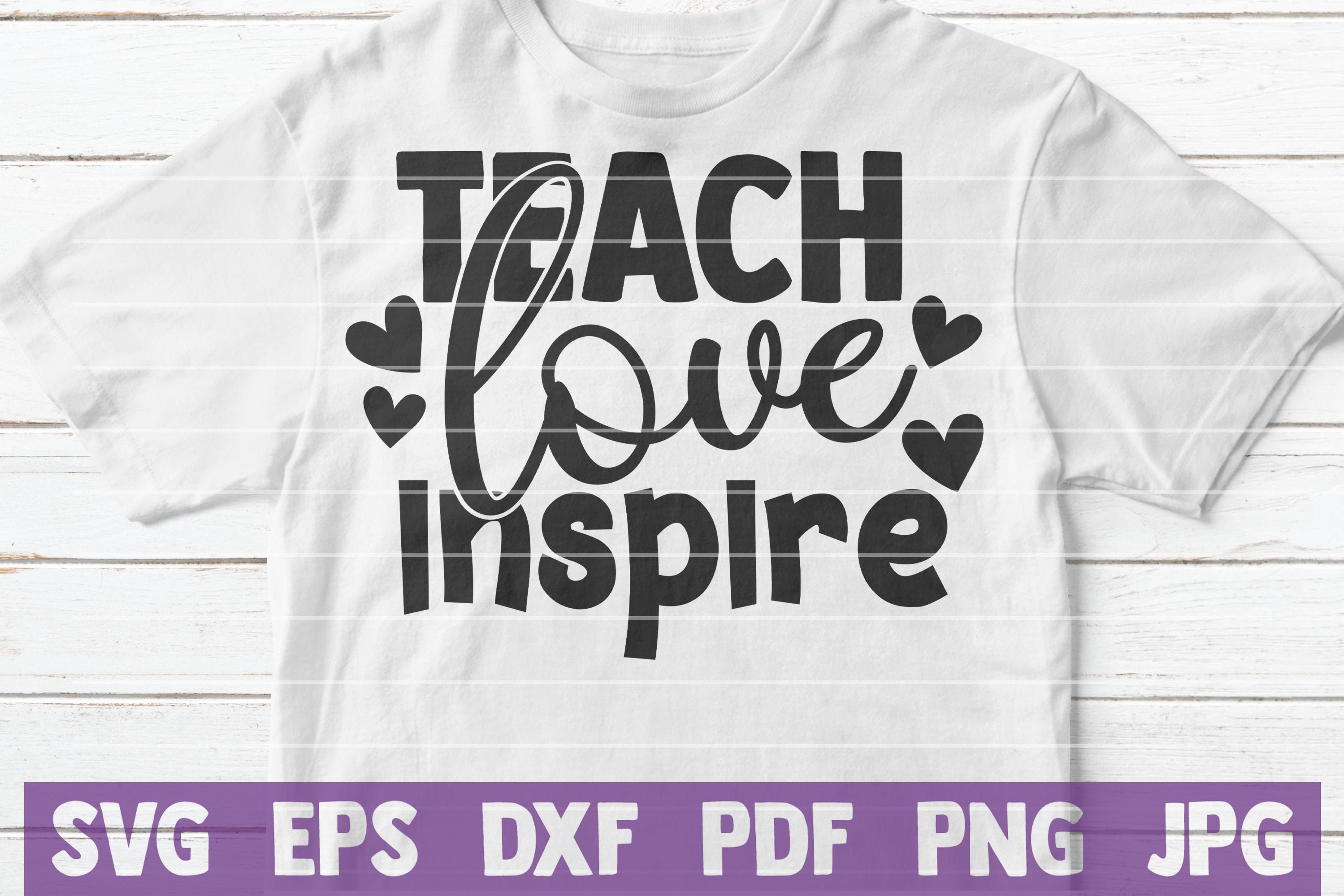 Teacher SVG bundle | SVG cut file | commercial use example image 20