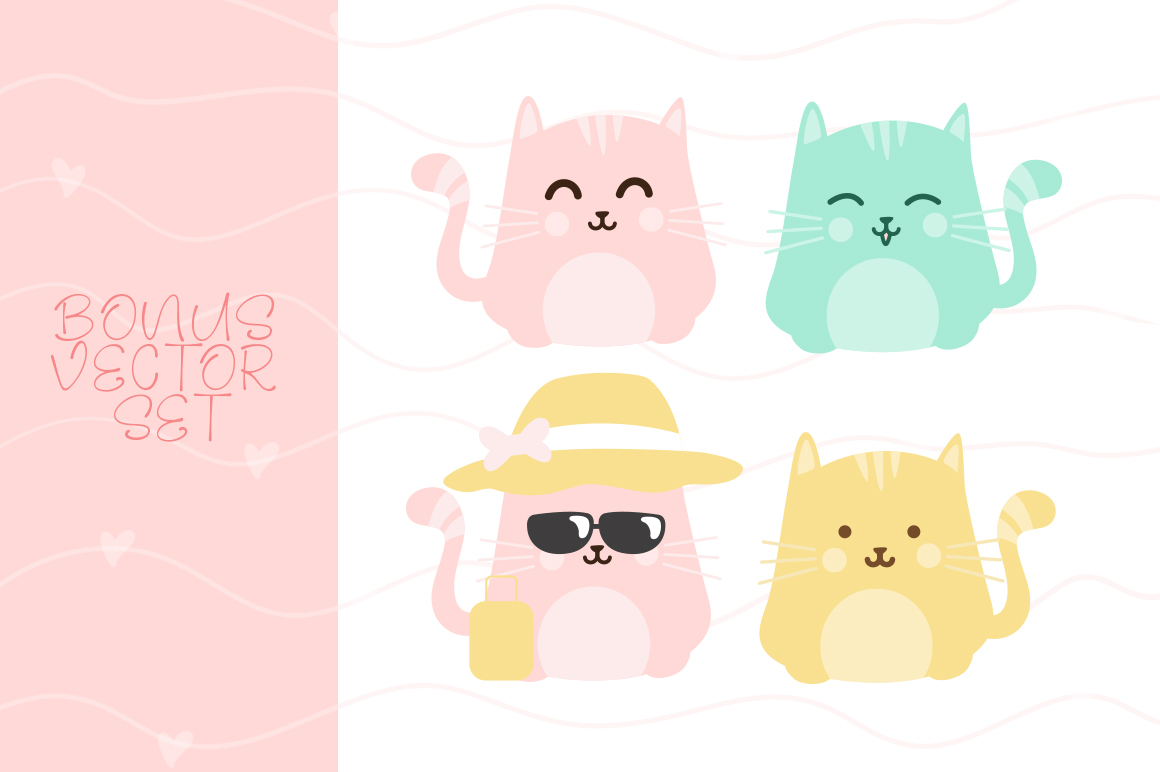 Pinky Cat example image 6