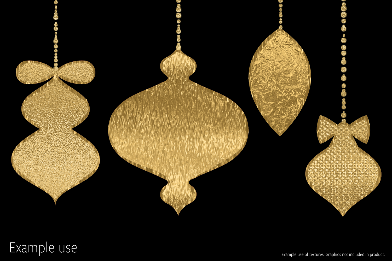 Gold Foils Mix example image 7