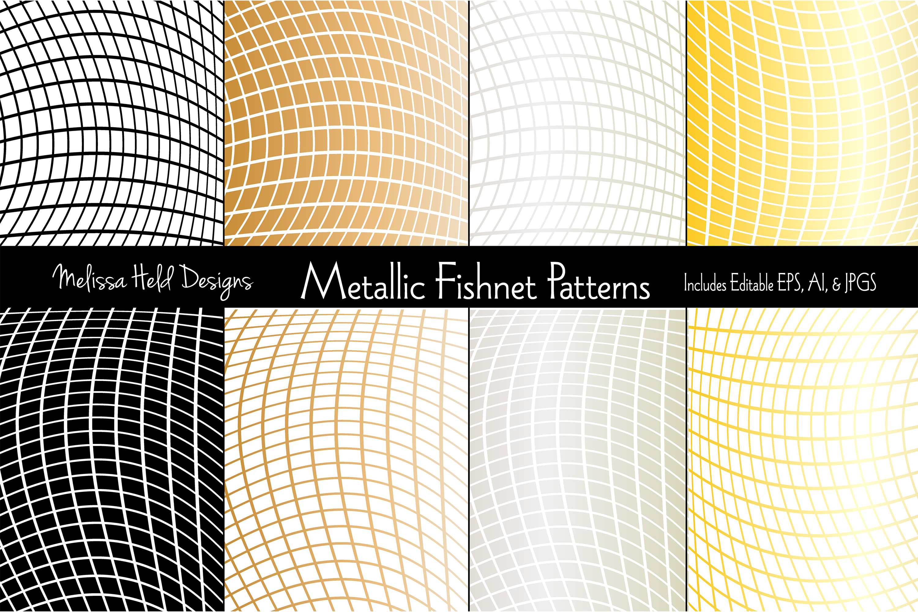 Fishnet Patterns example image 1