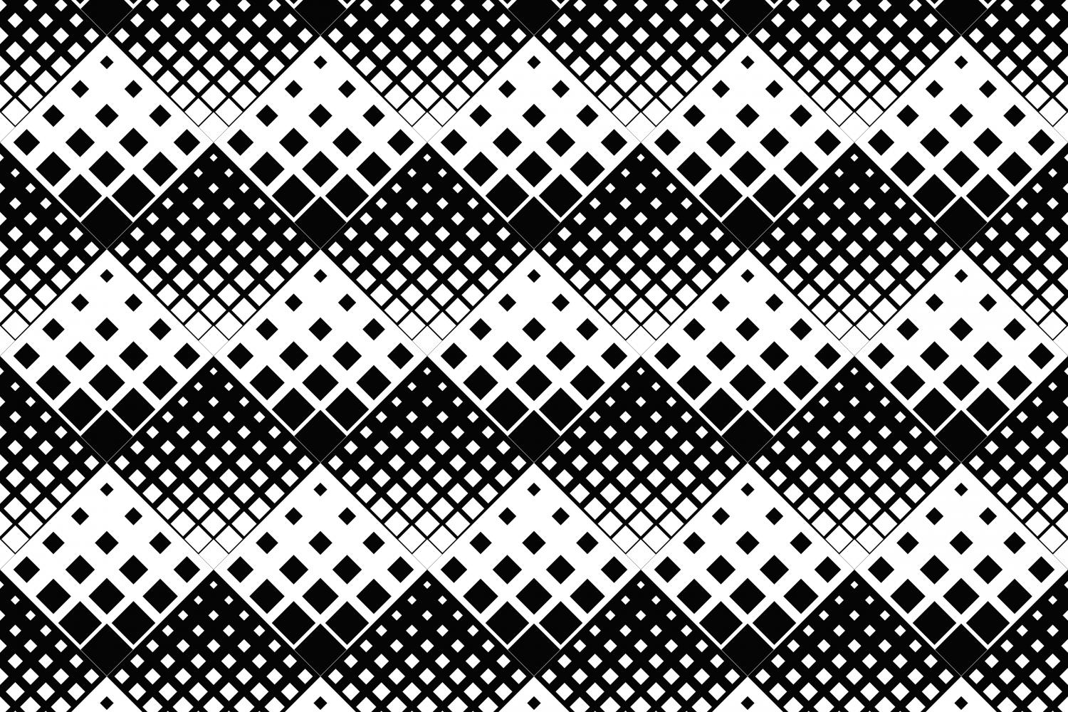 24 Seamless Square Patterns example image 17