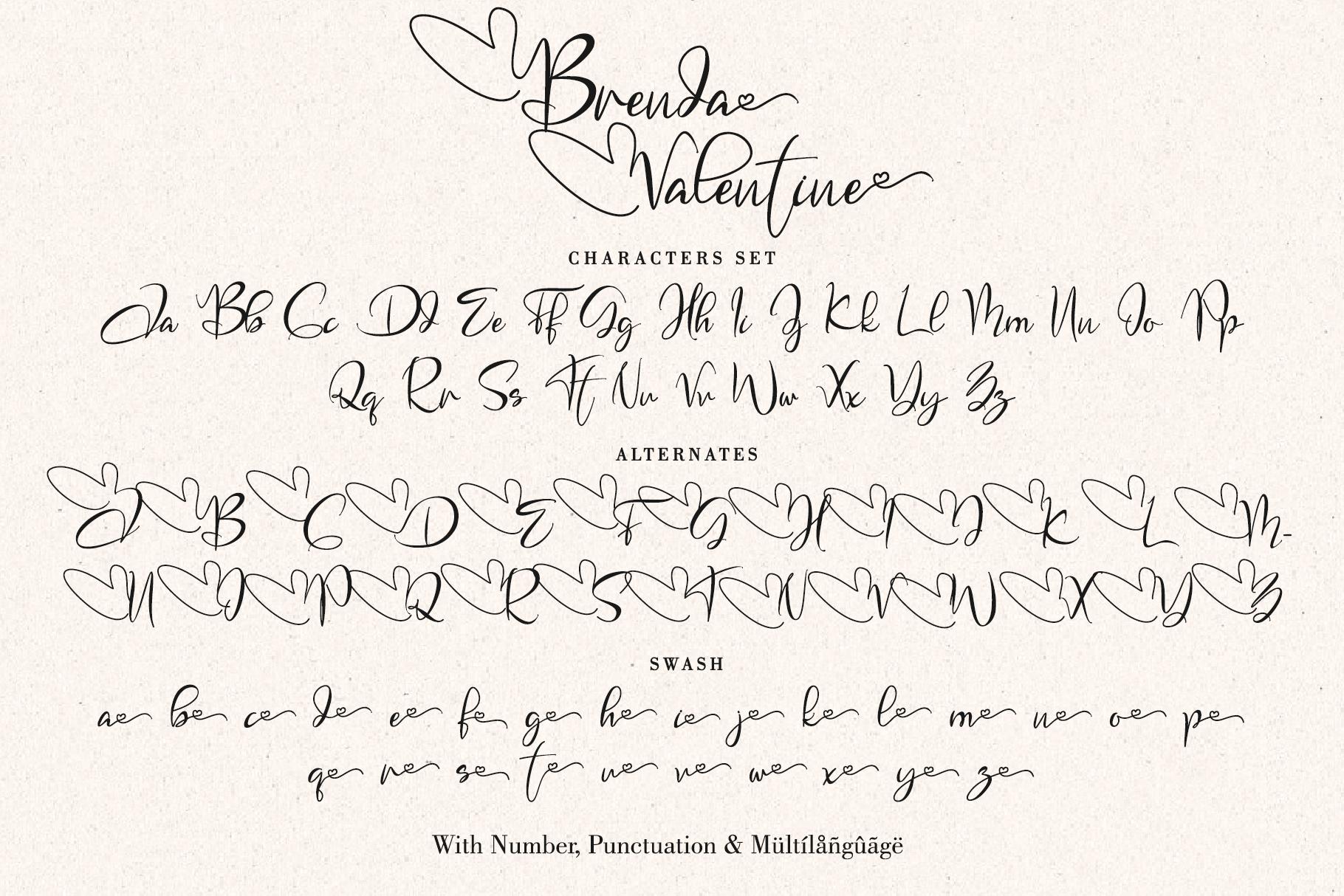 Brenda Valentine example image 9