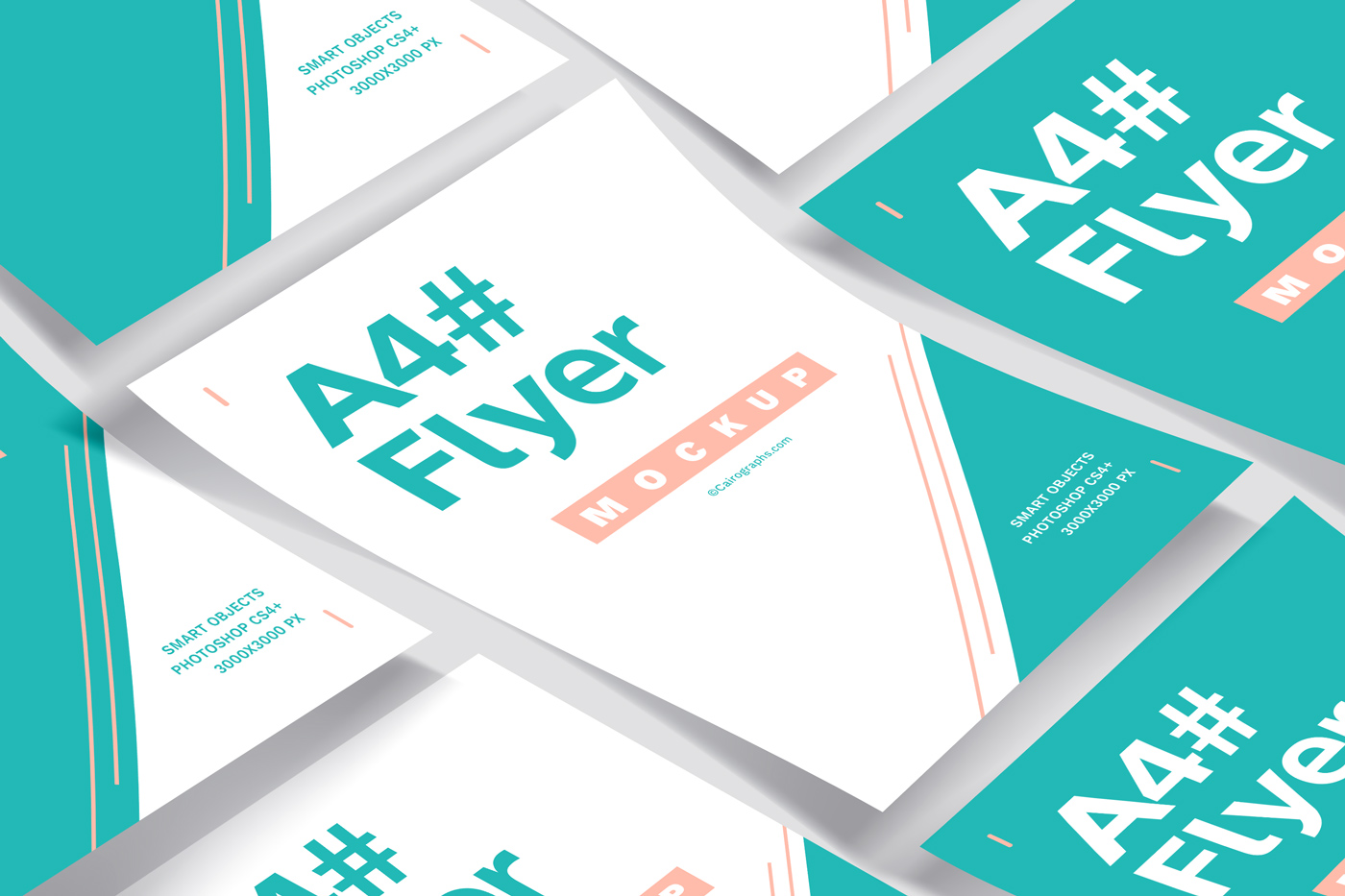 Posters & Flyers Mockups Vol.2 example image 11