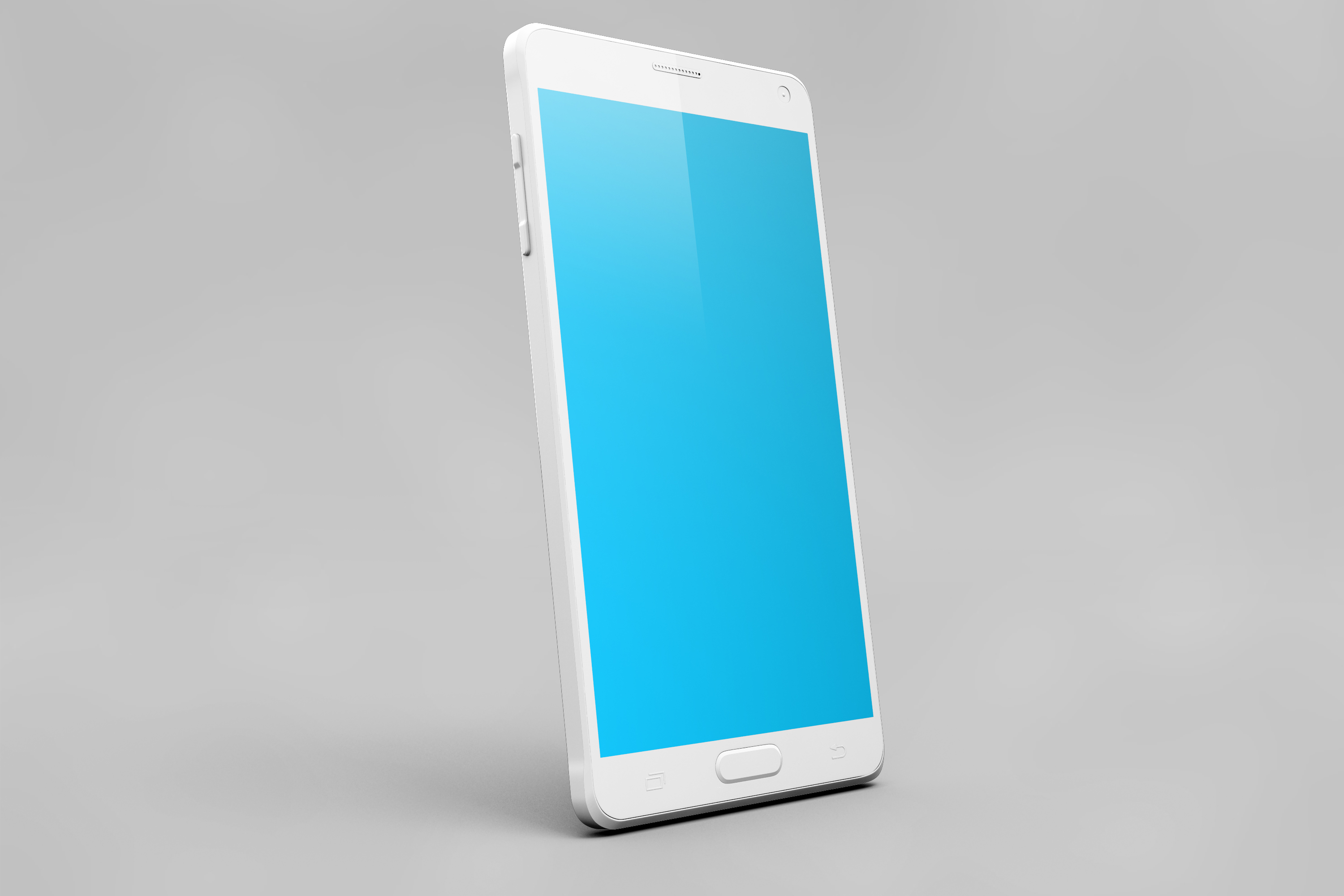 Samsung Galaxy Note 4 Mock-up example image 10
