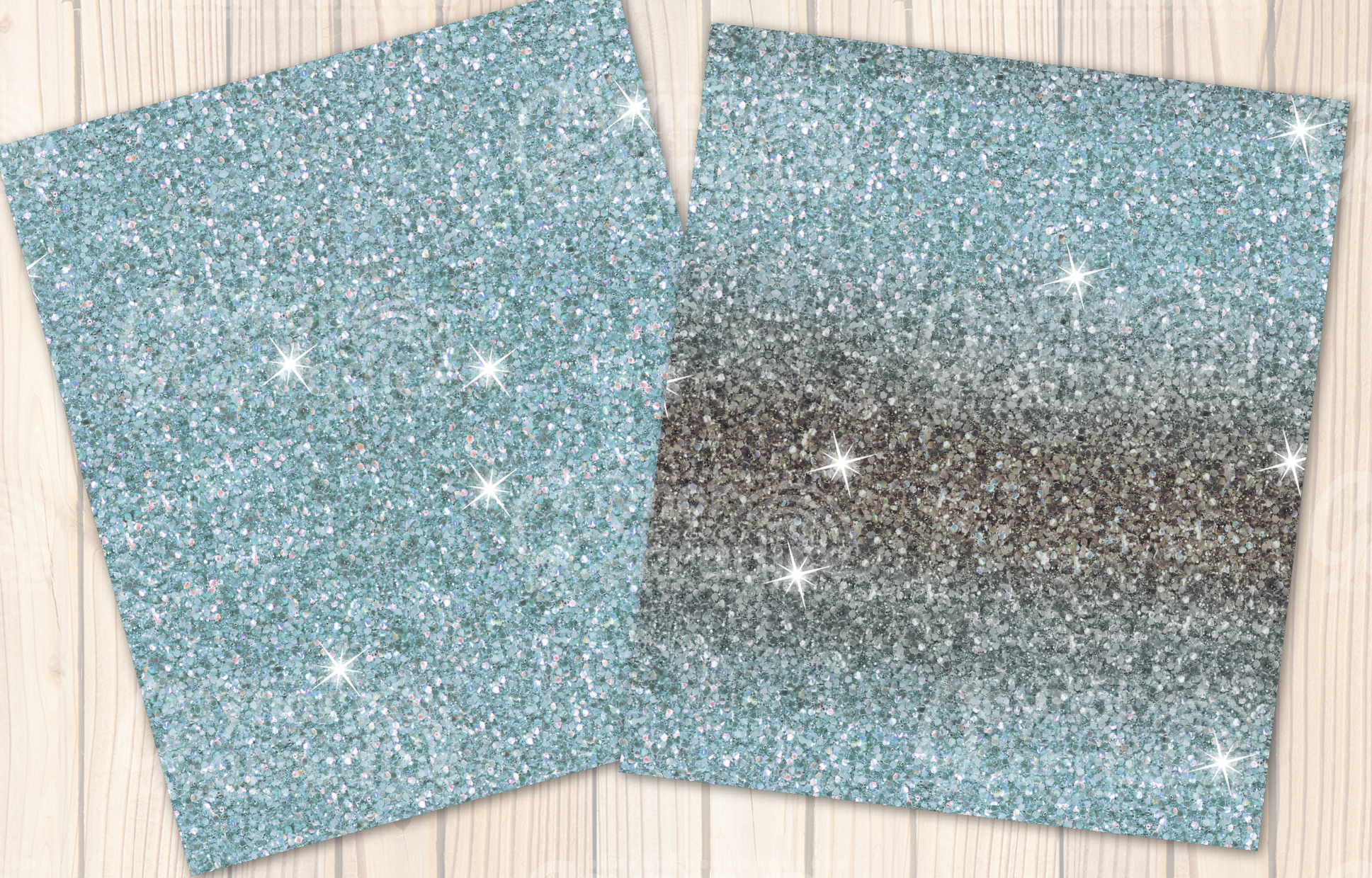 A winters tale - winter Glitter seamless textures example image 5