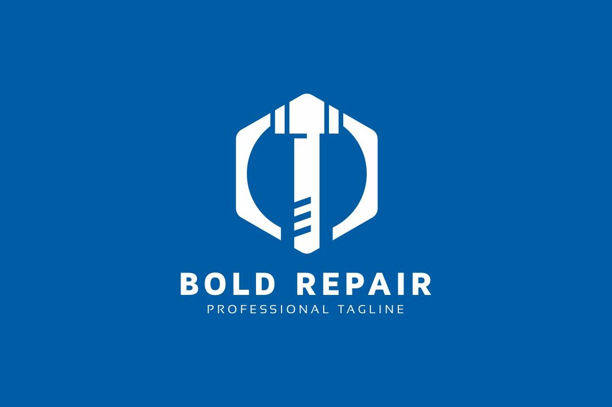 Screw Repair Logo example image 2