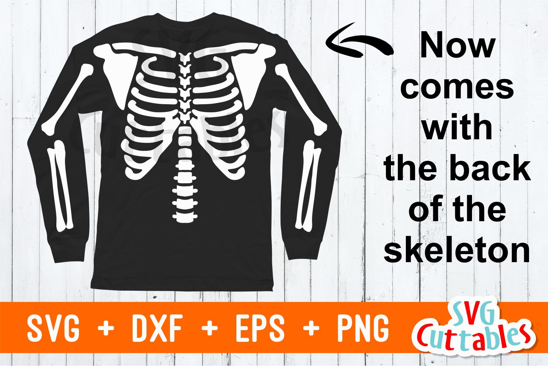 Pregnant Skeleton t-shirt design | Cut File example image 3