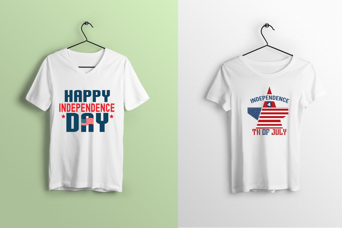 US States 4th July design Element svg example image 8