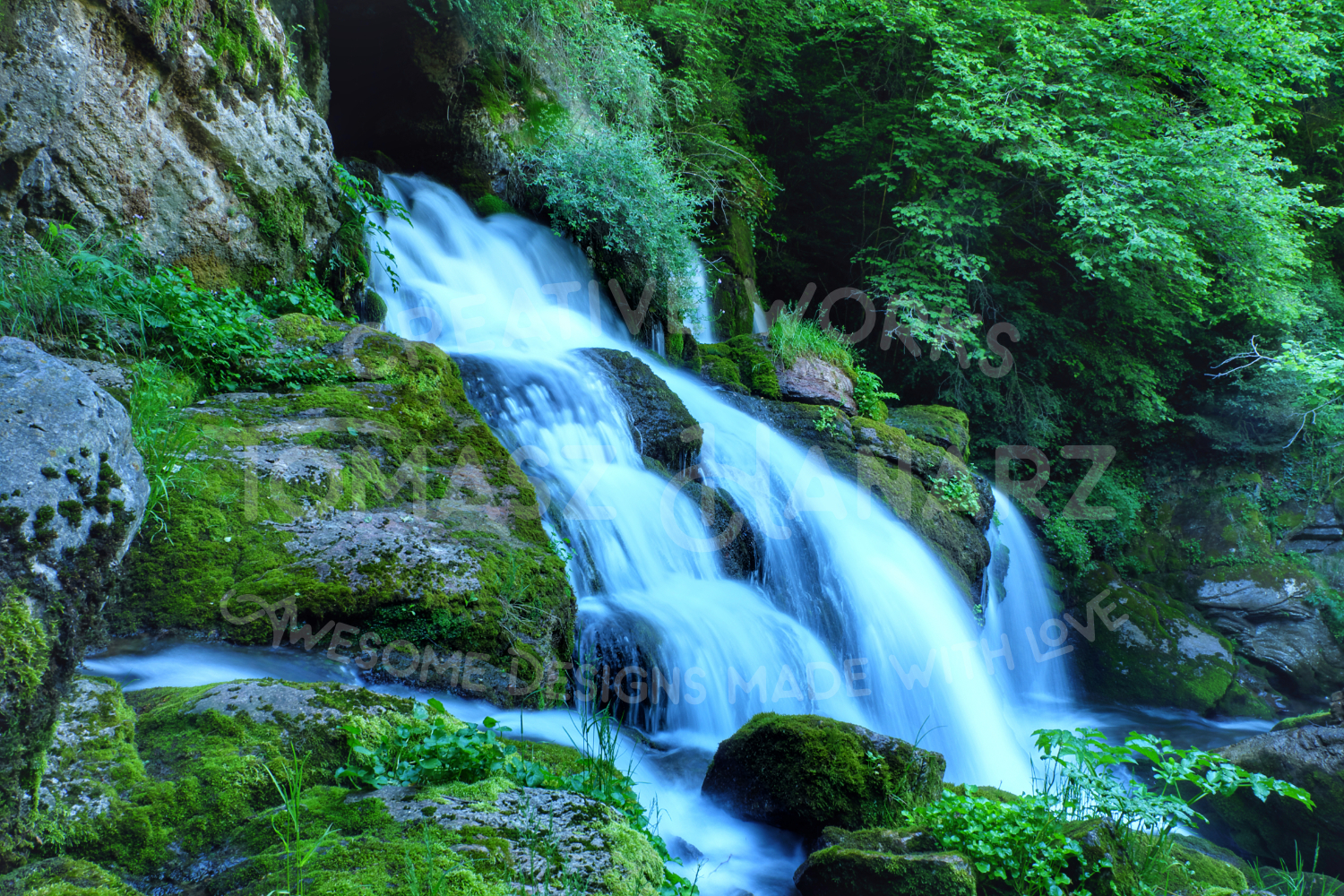 Silky Waterfall example image 1