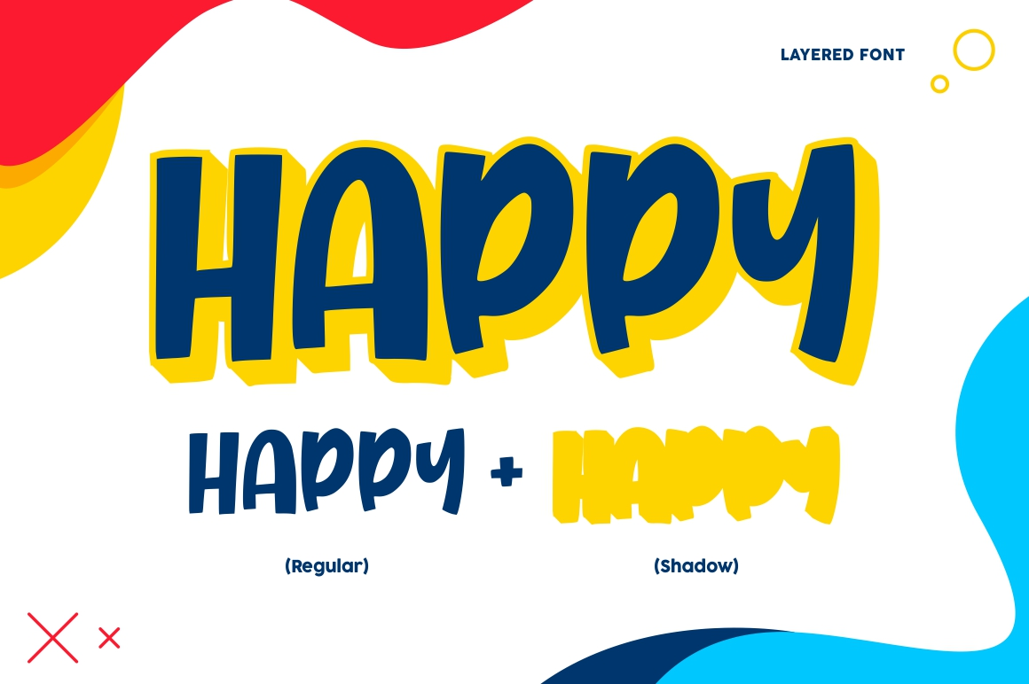 Dulce Chico || Display & Playful Font example image 7
