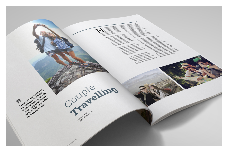 Multipurpose Magazine Template example image 11