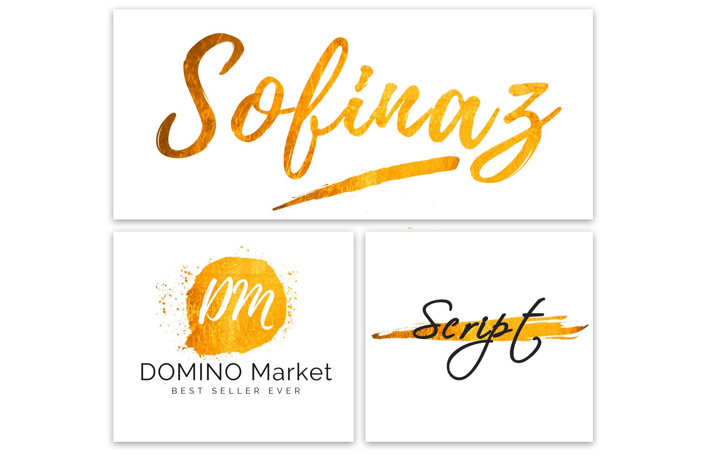 65 Best Branding Logo Templates example image 8
