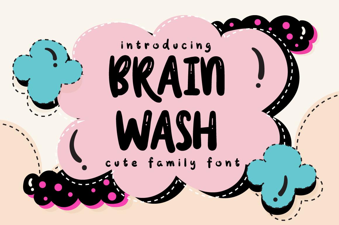 Brain Wash  example image 1