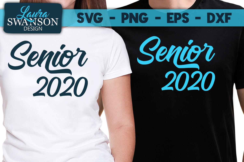 Graduate Bundle - 2020 - SVG, PNG, EPS, DXF example image 6