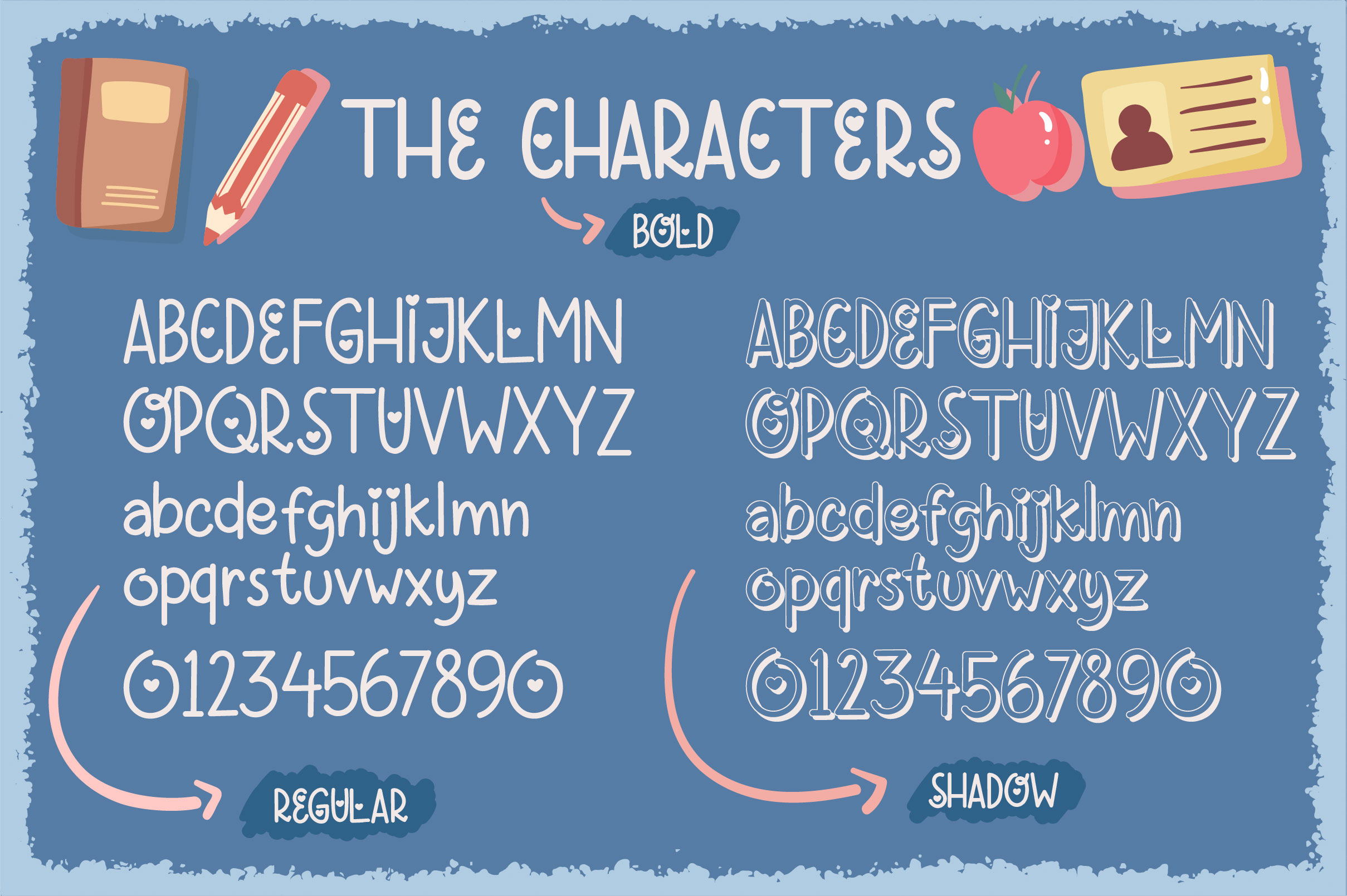 Ericlaire Font example image 2