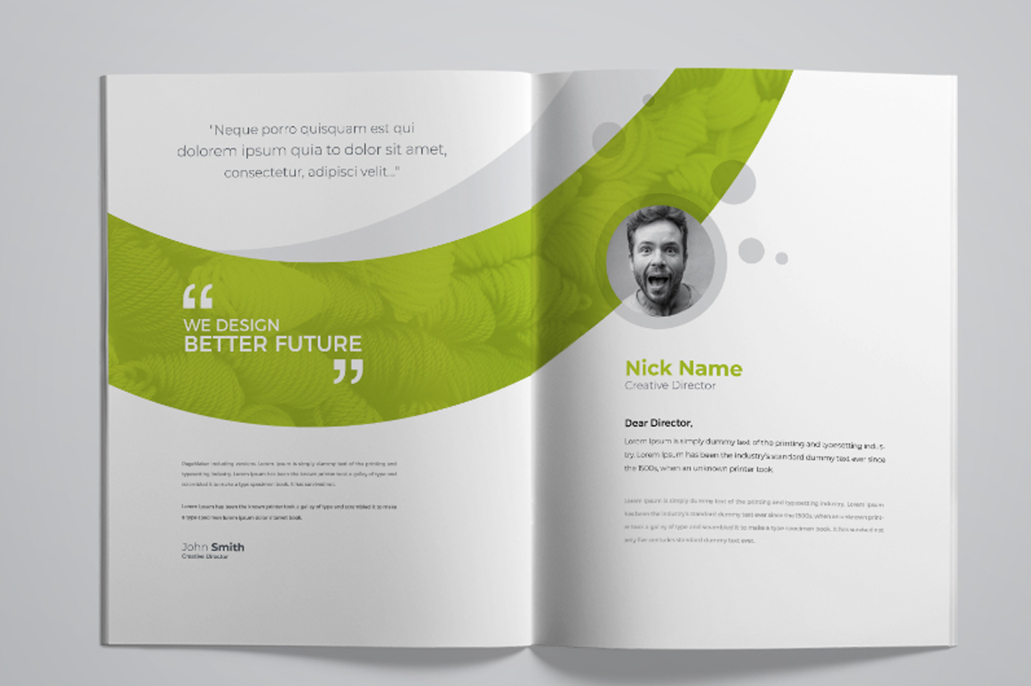 Business Brochure example image 2