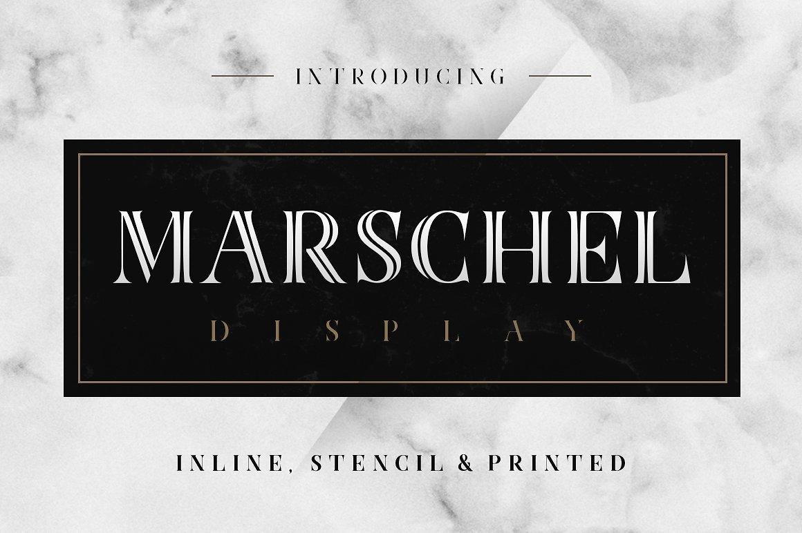 Marschel Complete Family example image 19