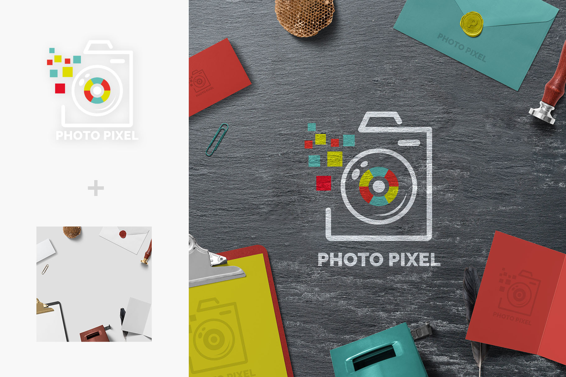 All-In-One Logo Mockup Creator example image 23