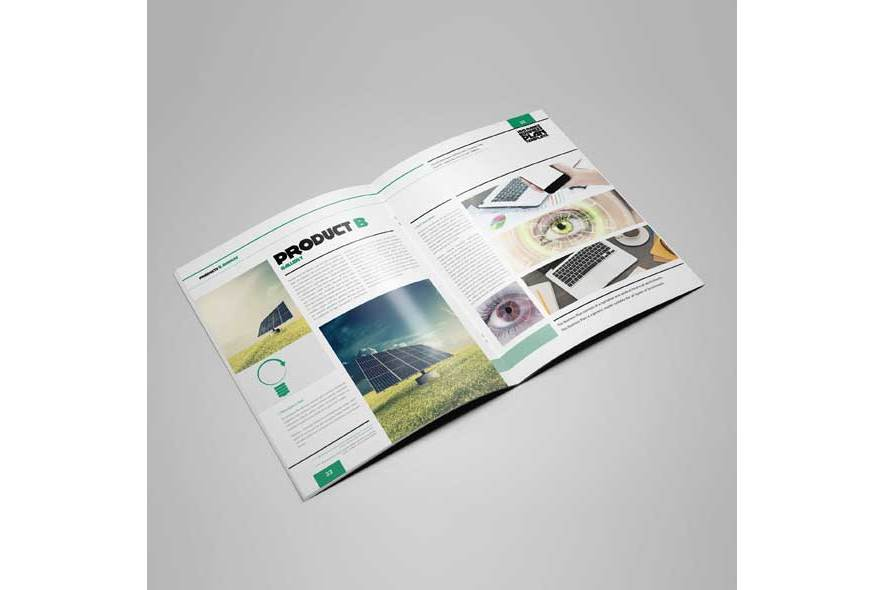 100 Pages Us Letter Business Plan example image 5