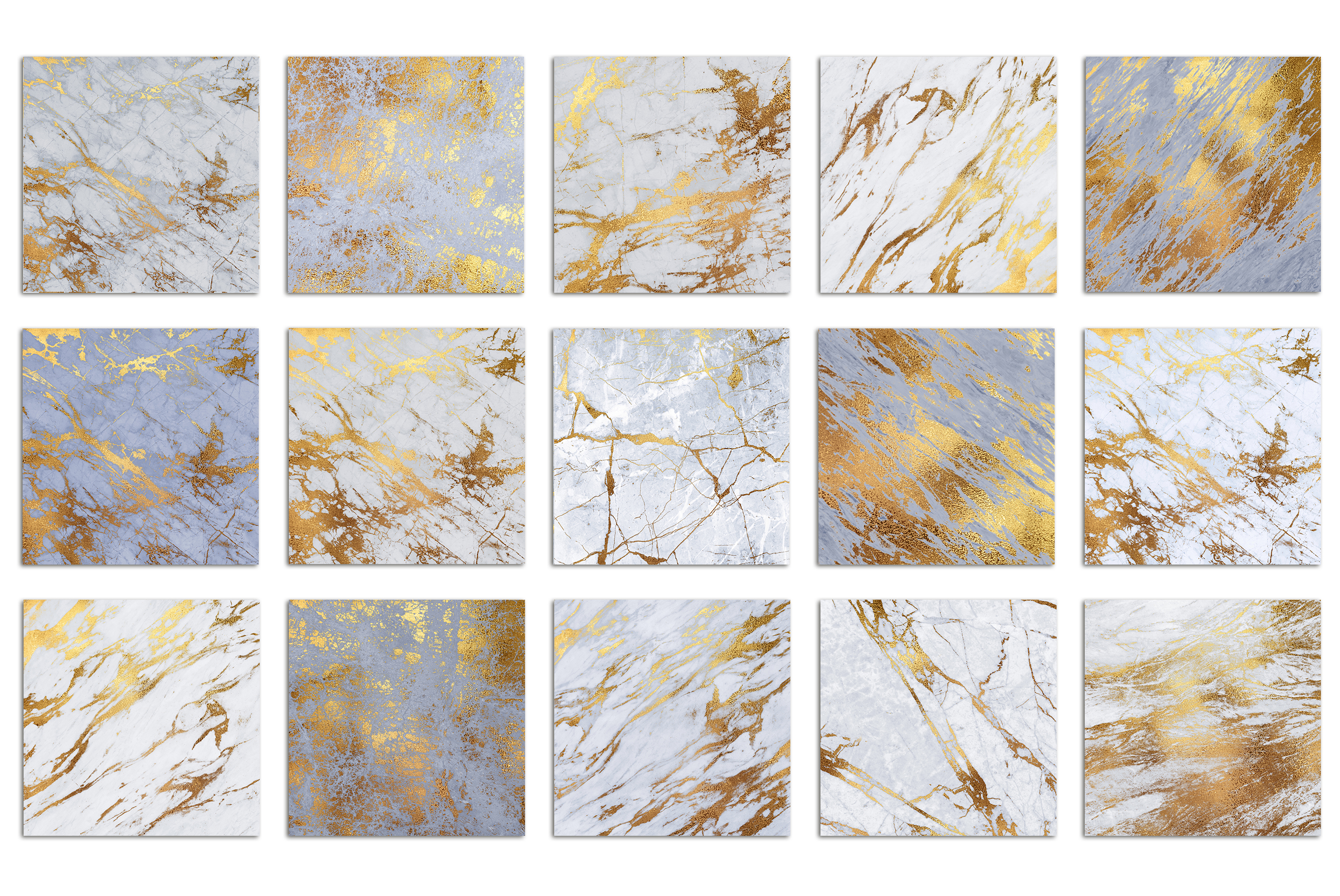 Gold Marble Textures example image 3