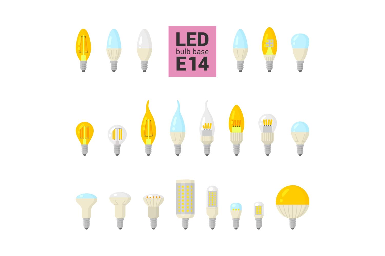 147 colorful LED light bulbs example image 3
