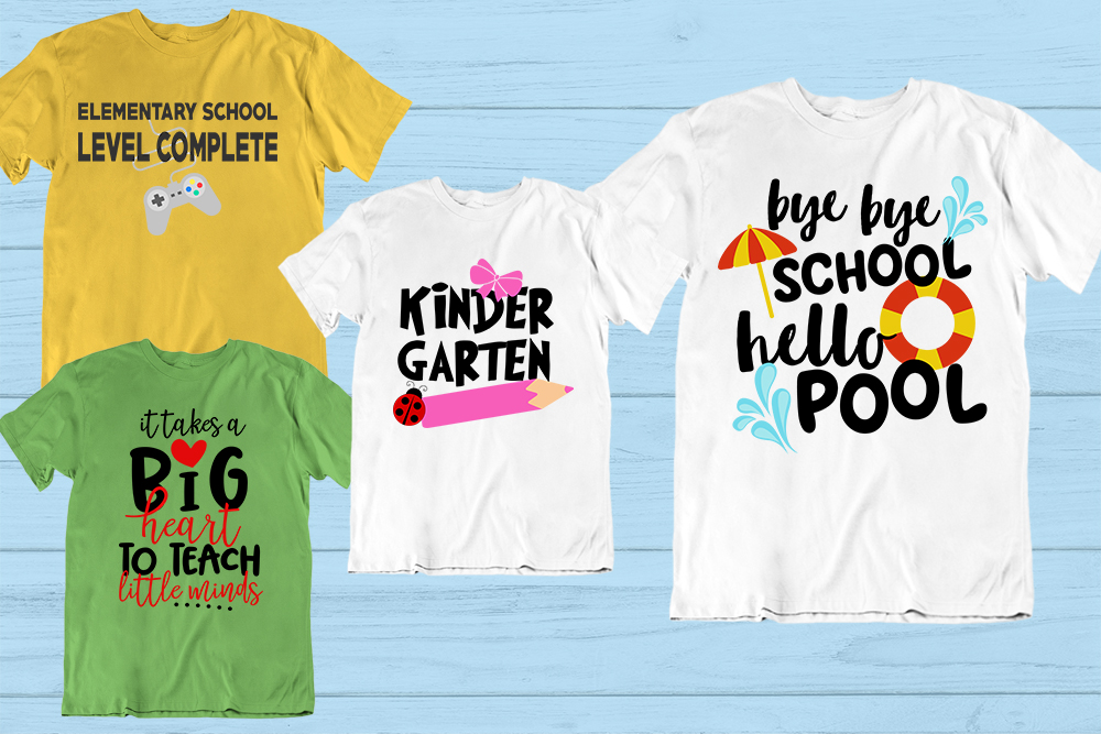 School Teachers SVG bundle - clipart, vector, printable example image 2
