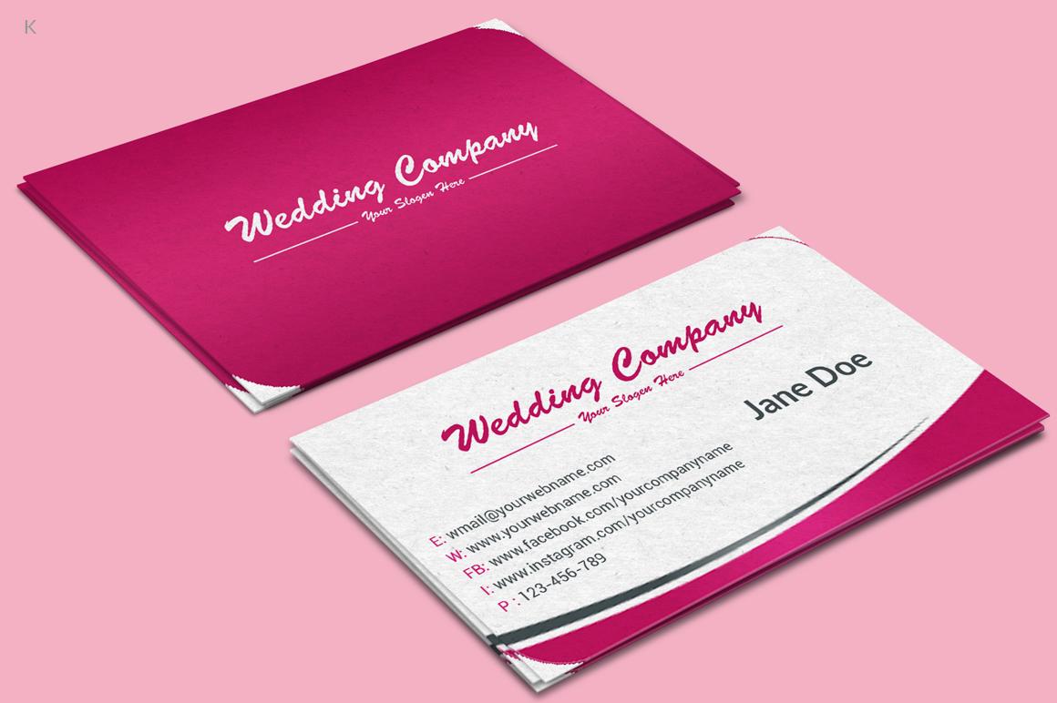 Wedding business card by pro design design bundles wedding business card example image 3 colourmoves