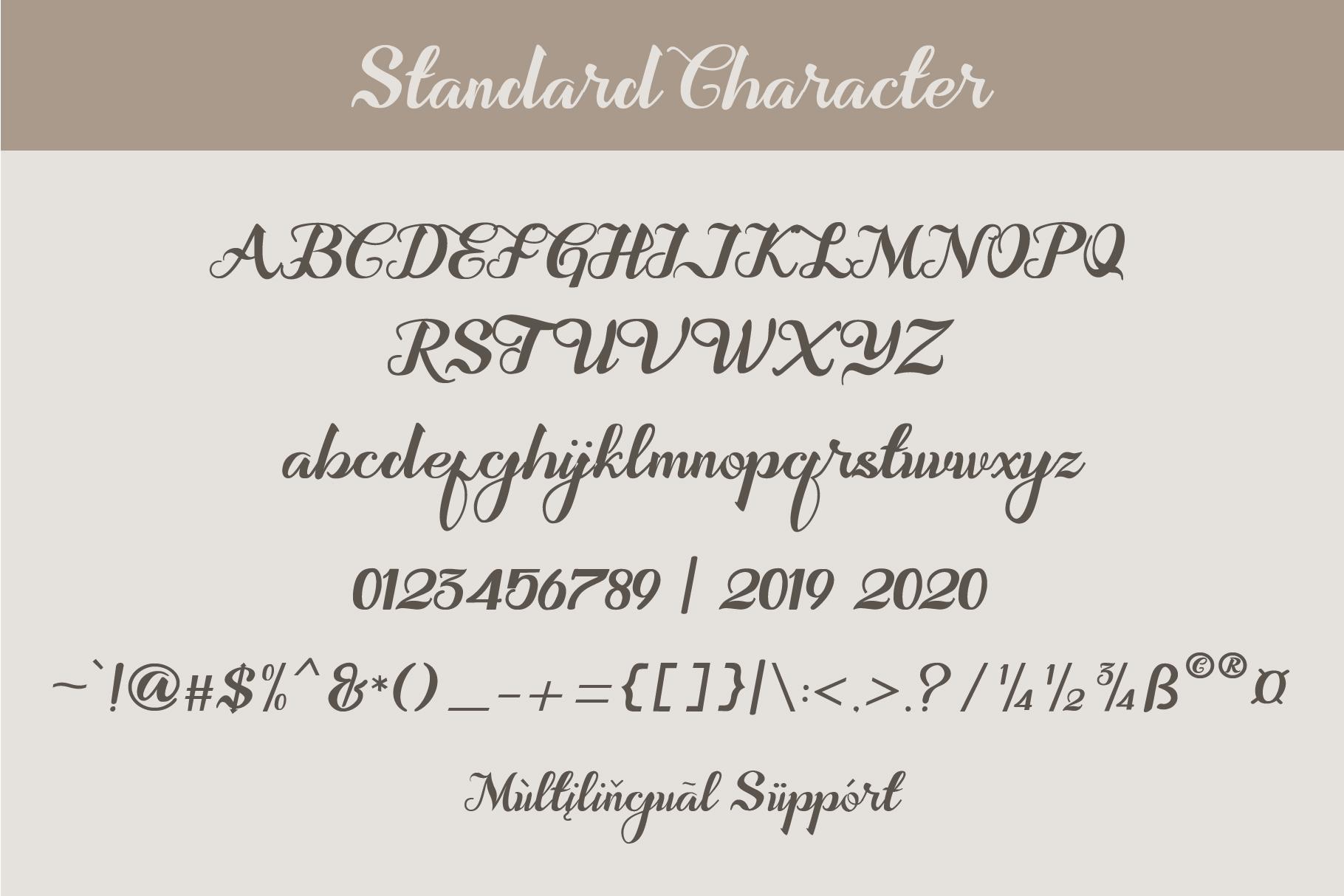 Syakia | New Calligraphy Font example image 5