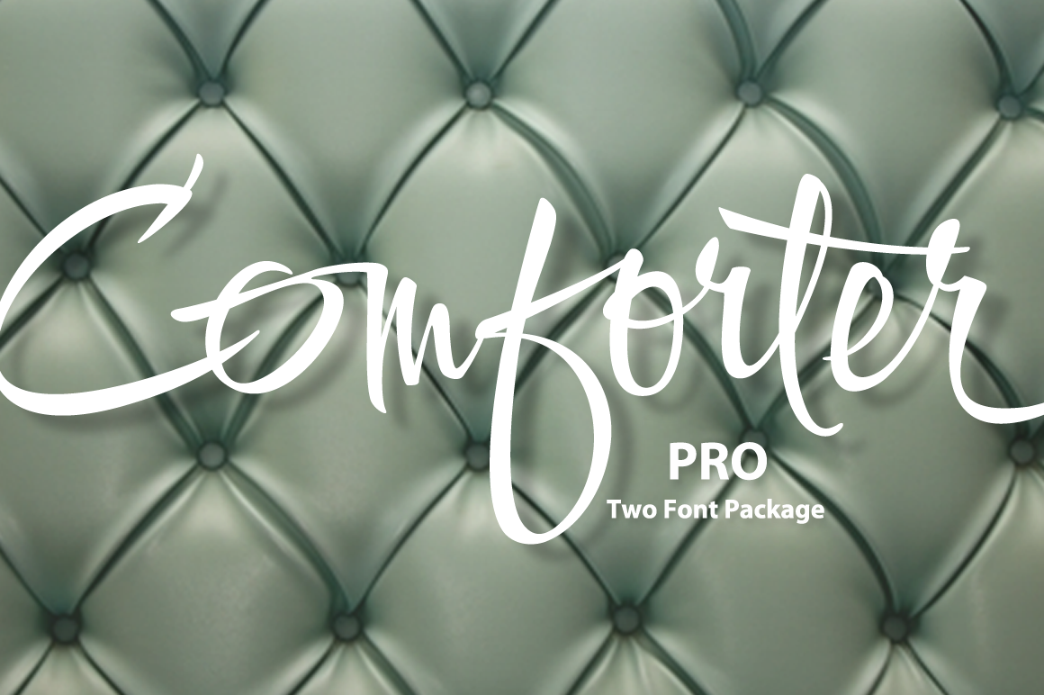 Comforter Pro - Part of the Amazing Scripts Bundle! example image 1