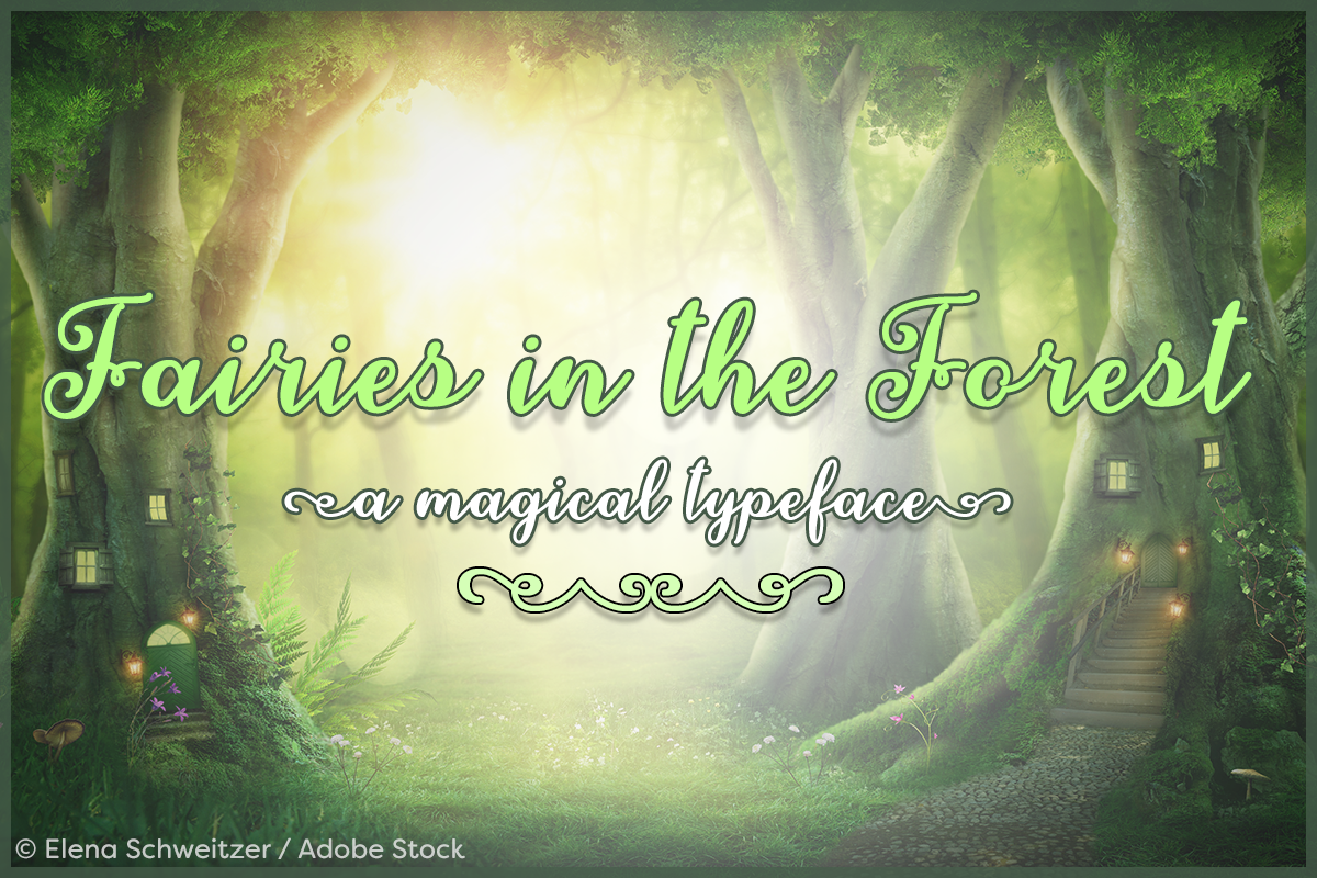 Fairies in the Forest example image 1