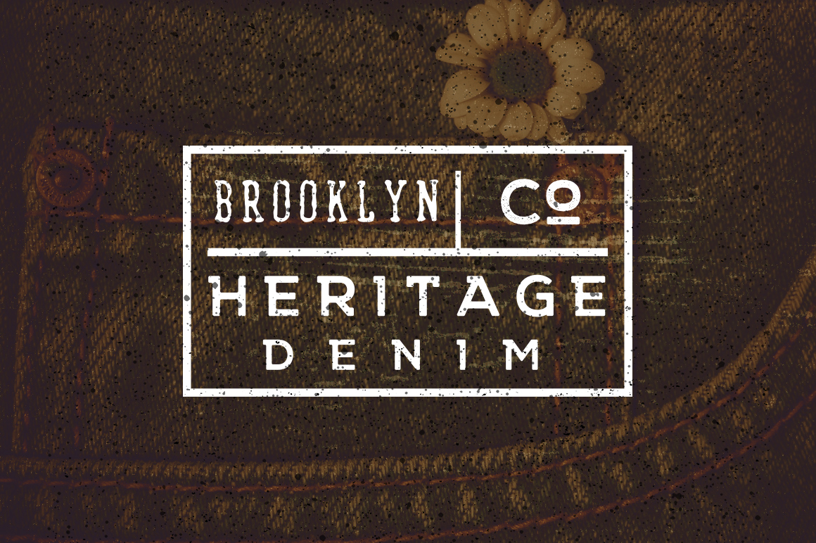 Vol.1   Vintage Logo Templates example image 8