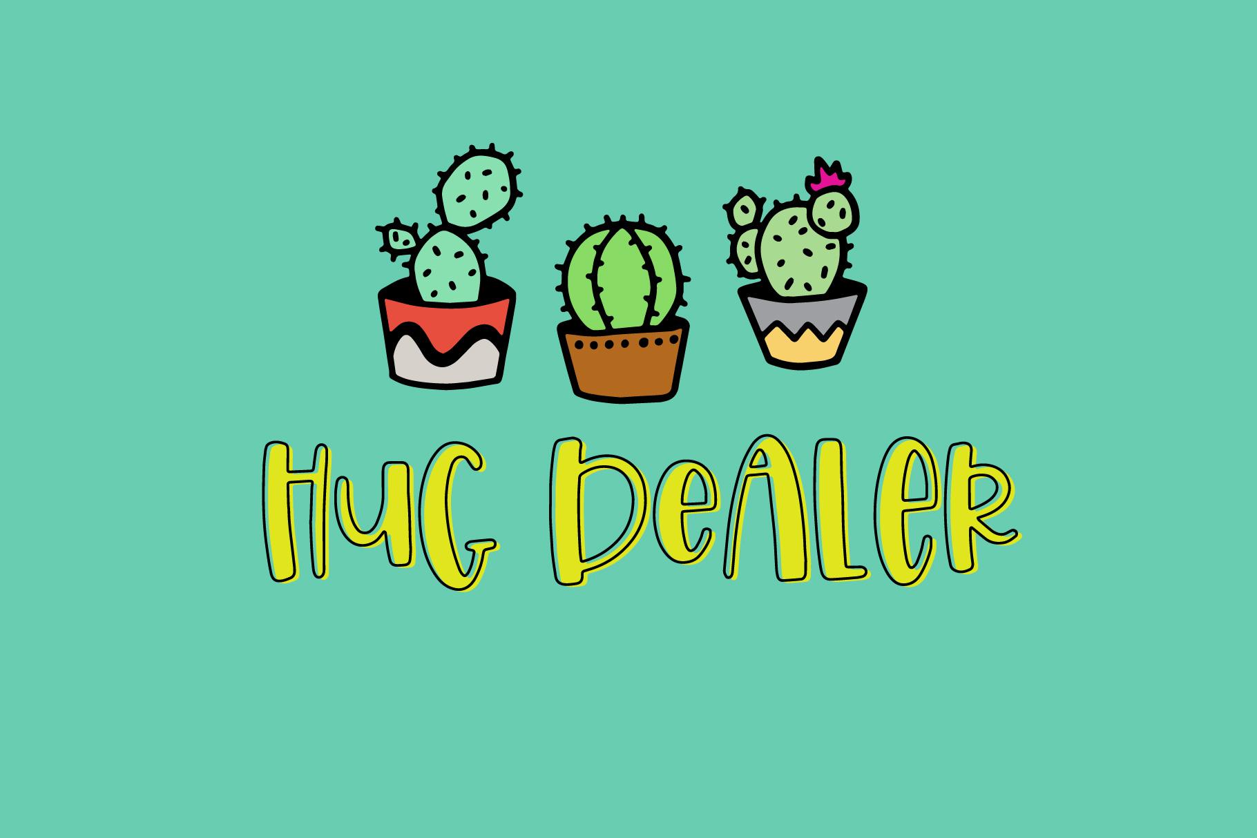Spring Cactus example image 6