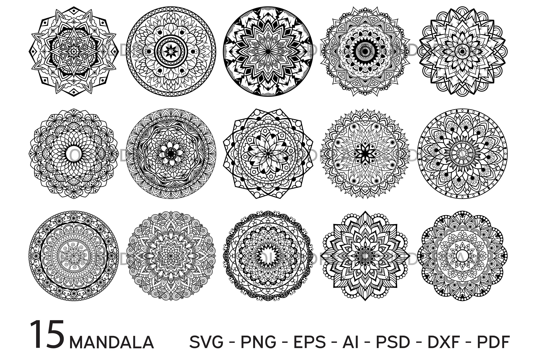 143+ Mandala Svg Free File – SVG Bundles