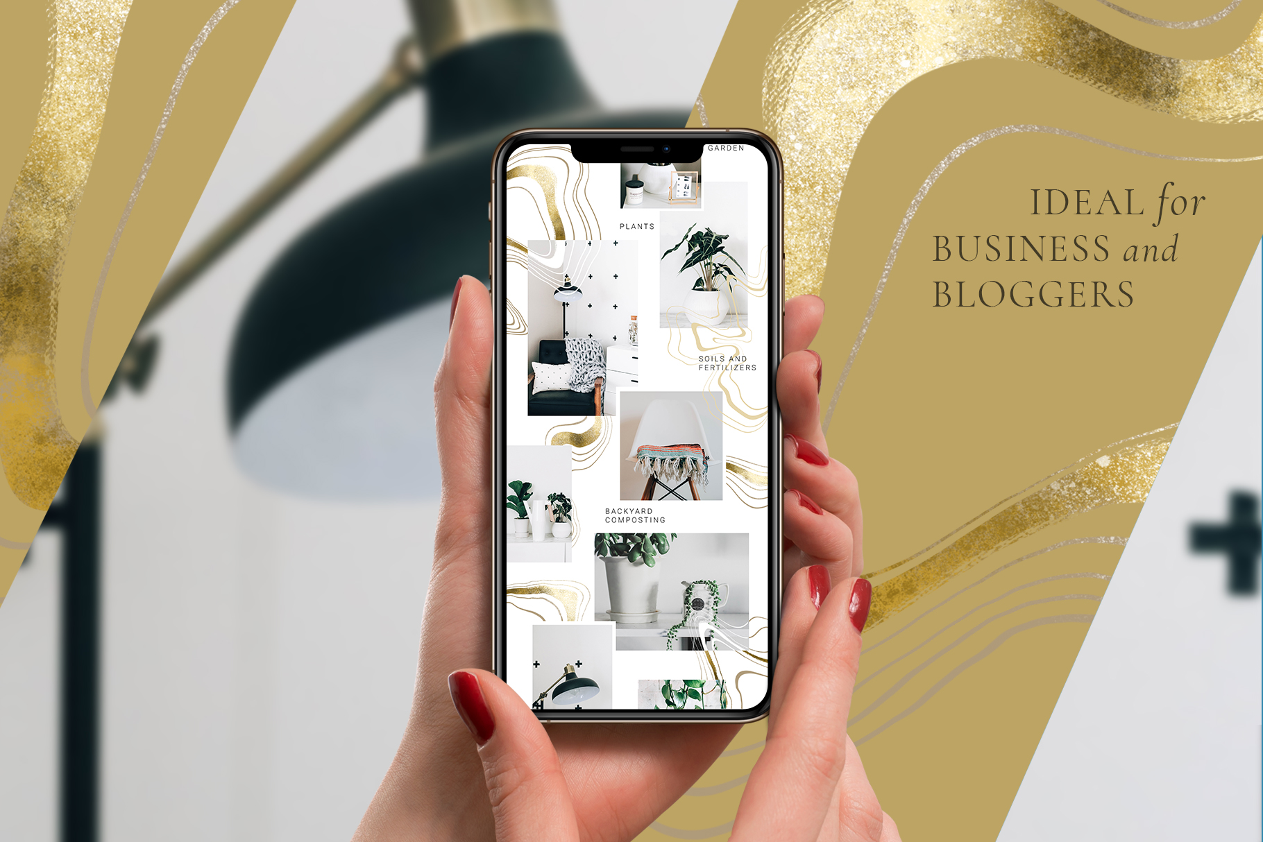 Female Business Instagram Templates example image 8