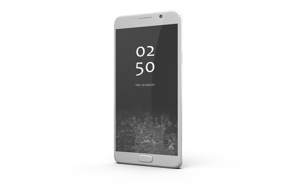 Samsung Galaxy Note 5 Mock-up example image 6