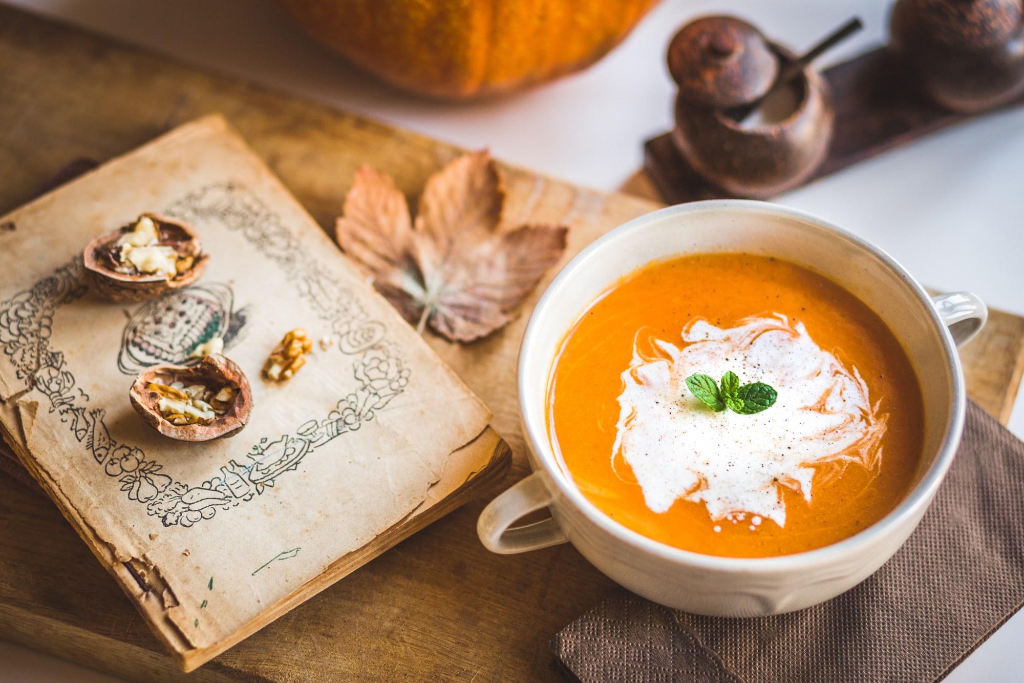 Pumpkin Soup example image 1