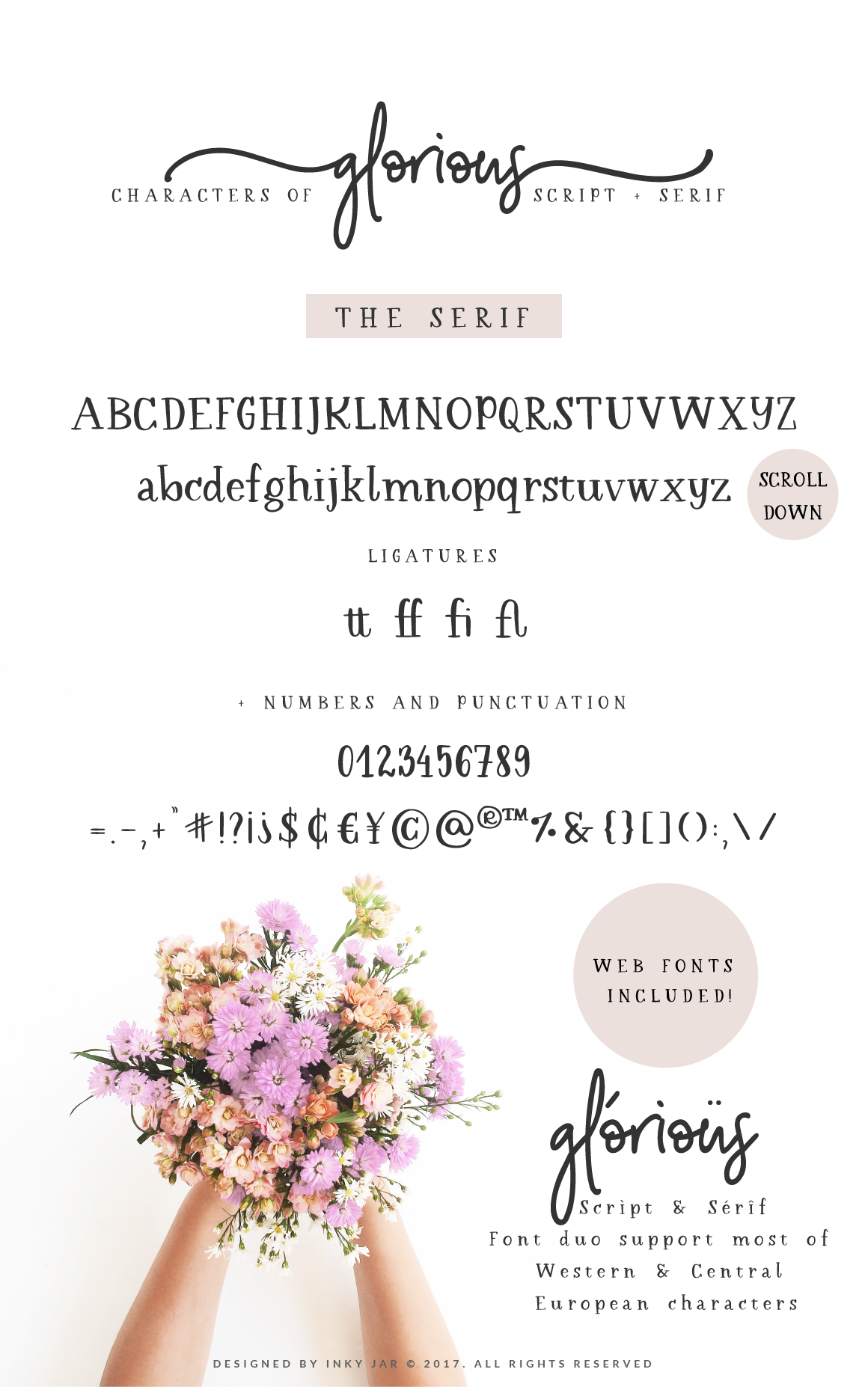 Glorious Font Duo + Extras example image 10