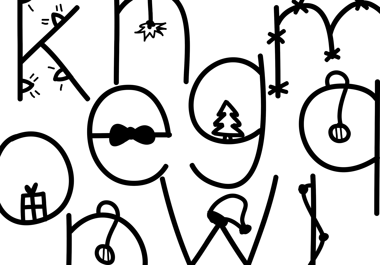 Christmas - A Fun Christmas Font example image 4