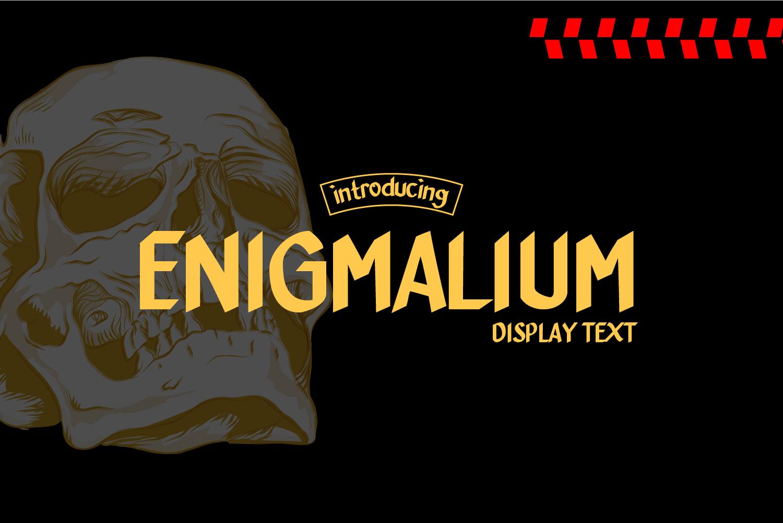 ENIGMALIUM example image 7