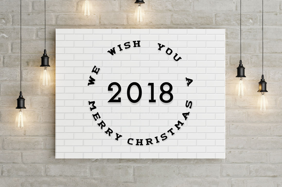 Creative Bundle of New Year posters example image 2