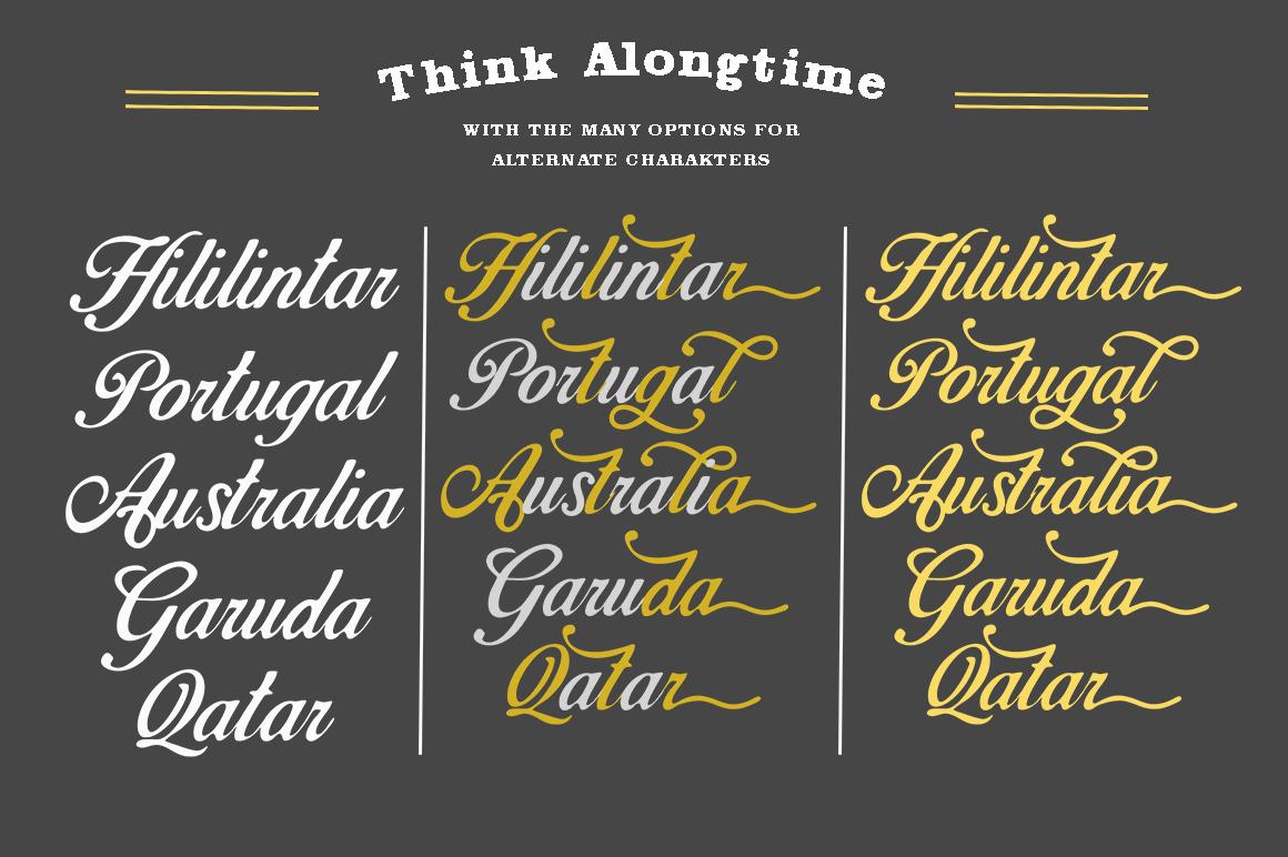 Thingk Alongtime example image 3