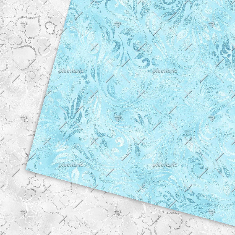 Winter Digital Paper example image 3