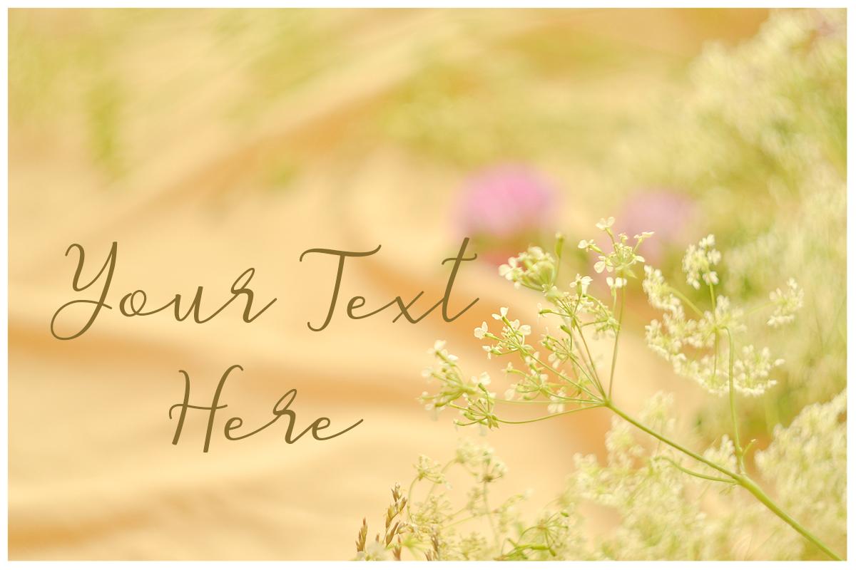 Honey Meadow. Wedding mockups & stock photo bundle example image 14
