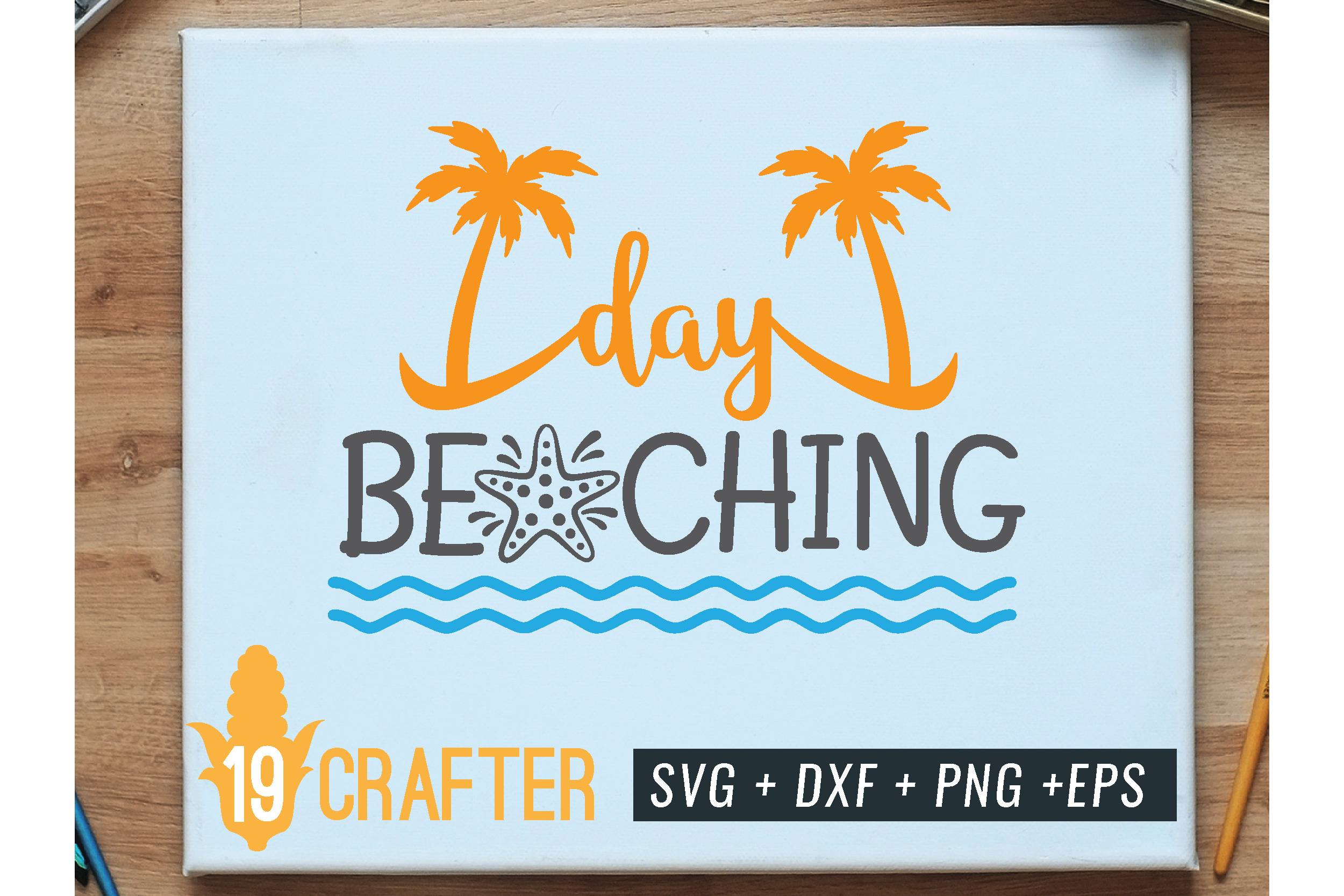 summer in the beach svg the best value bundle example image 6