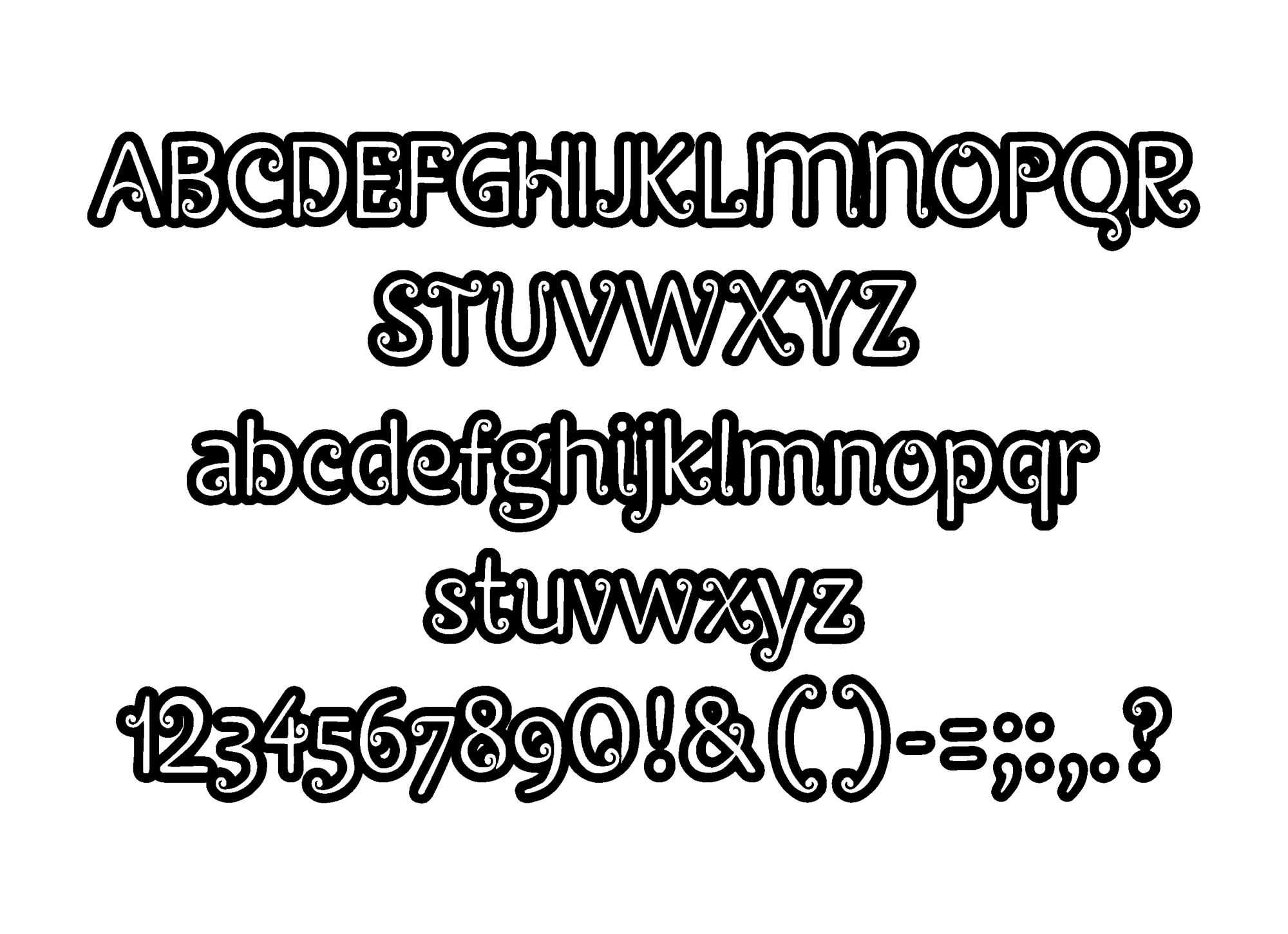 Pypats font example image 6