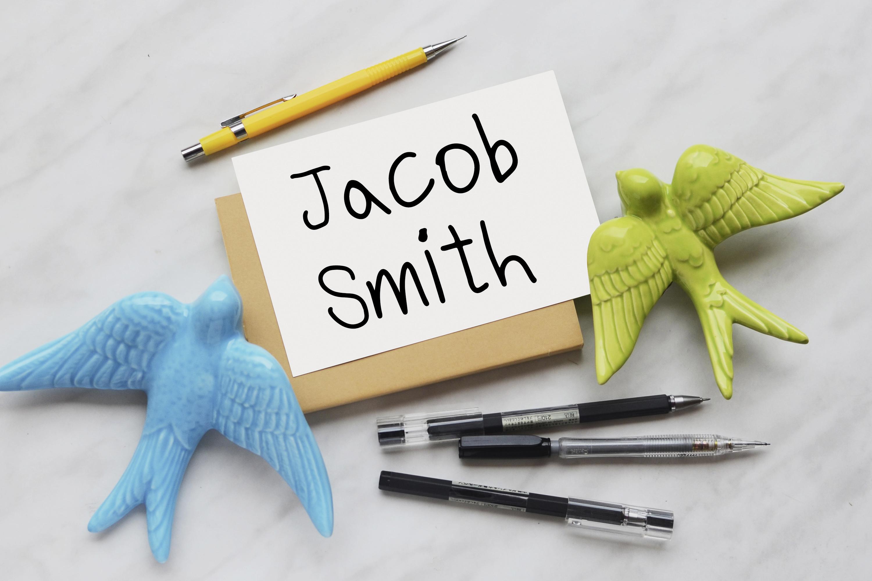 Benjammin' - Kid's Handwritten Font example image 4