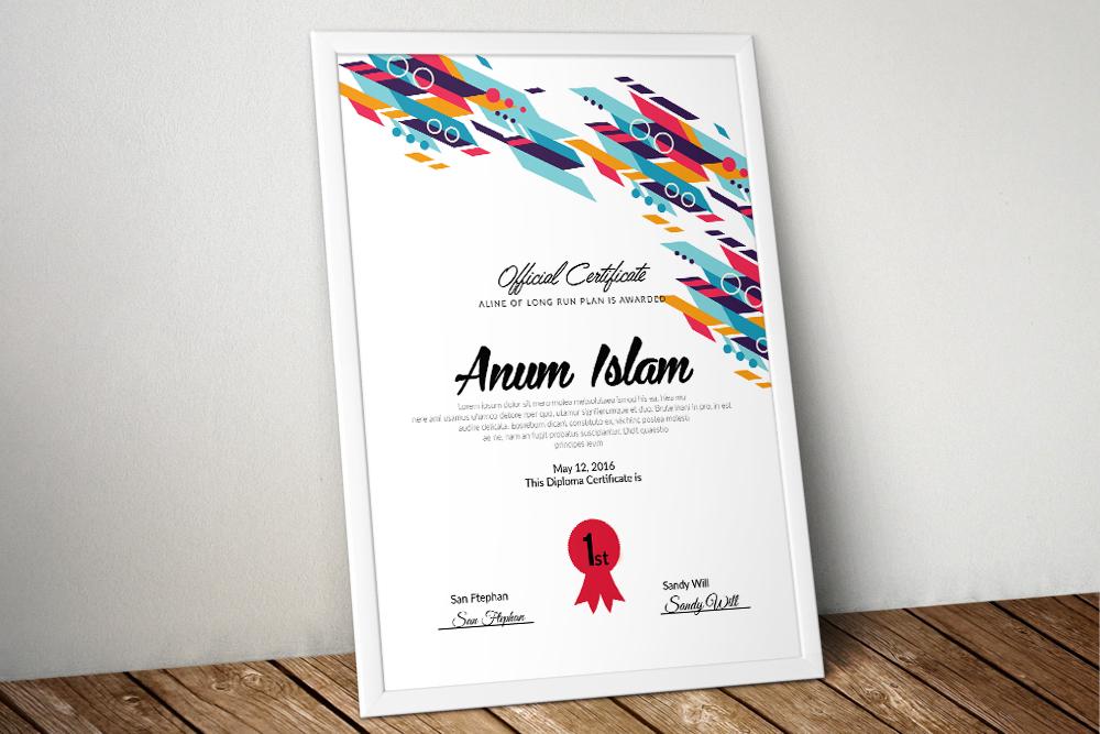 10 Certificates & Diploma Bundle example image 8