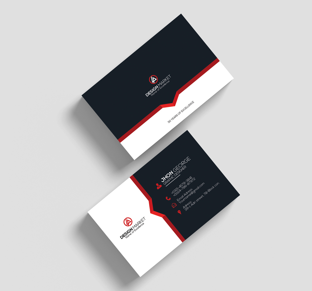 Simple Business Cards example image 3