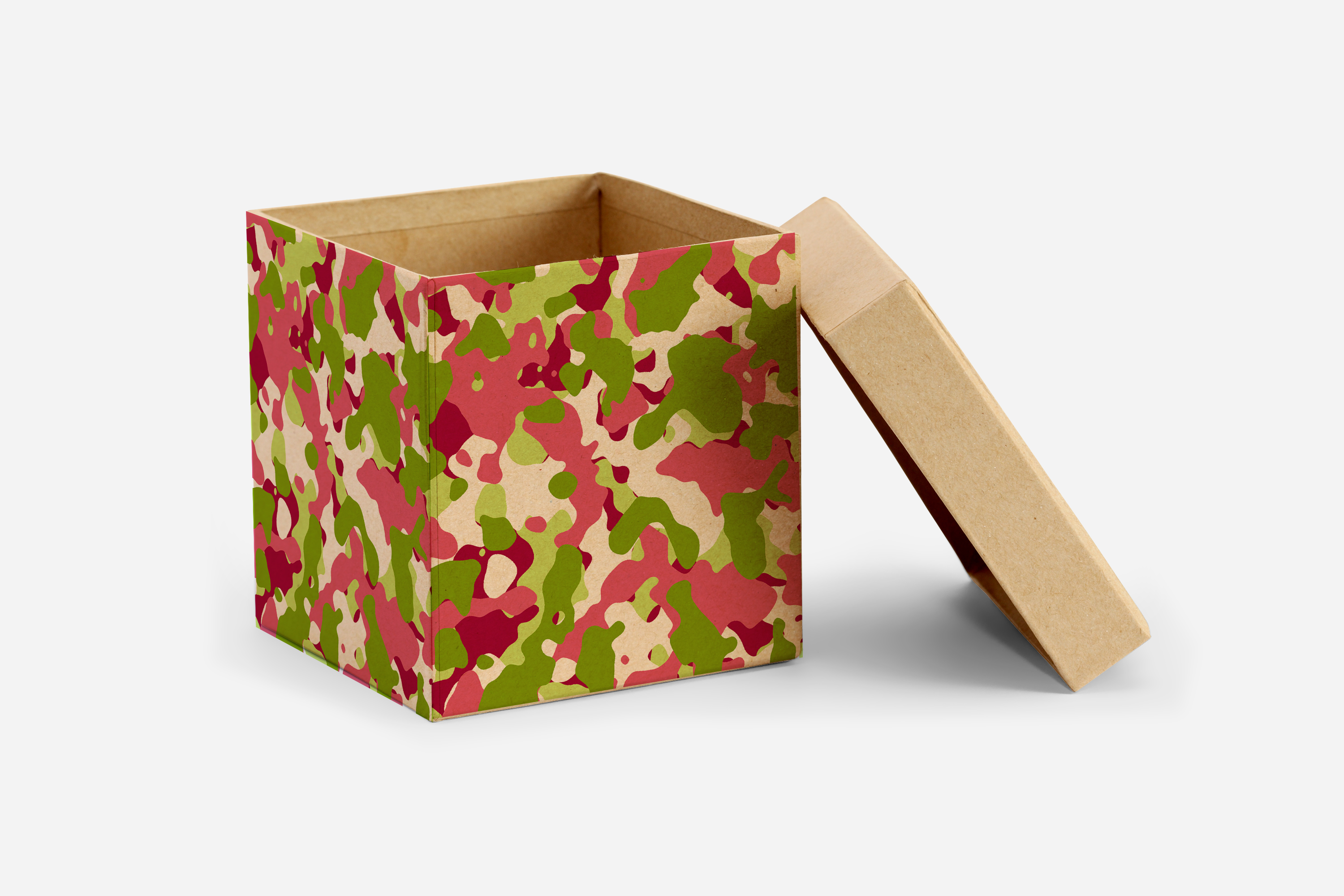 40 Alternative Camouflage Paper Designs example image 11